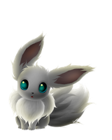 Shiny Eevee by SymbianL