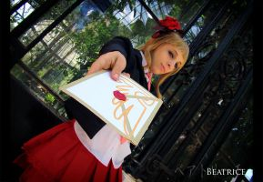 Beatrice Cosplay 07 by Bastetsama-Cosplay