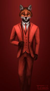 Red by T-oxis