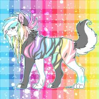 - Spectrum Character Sale - by BleedingColorAdopts