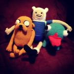 Finn and Jake Adventure Time by MannieRoss