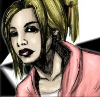 Quistis from FF8 by pseudomask