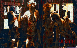 SILENT HILL: DEADLY DAMES by CSuk-1T