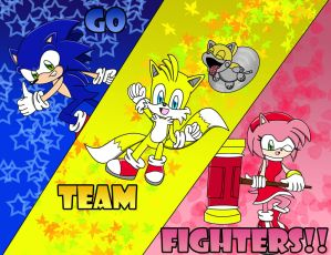 TEAM FIGHTERS SAC#01 (CONTEST ENTRY) by soulalchemist002
