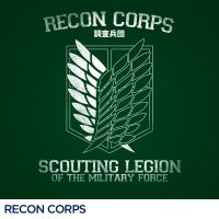 Recon Corps by Alecx8