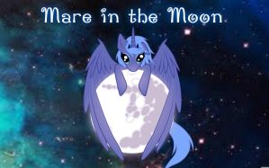 Mare in the Moon by kayleyster