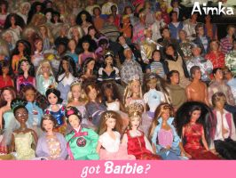 Got Barbie? by Aimka