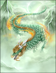 Dragon King of the Eastern Seas by Radiancy