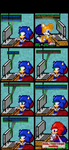 Sonic on Instant Messanger by SWSU-Master