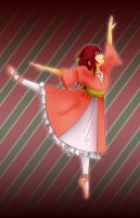 The Nutcracker: Kairi as Clara by AJanime12