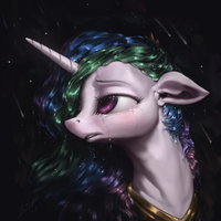 Celestial Solitude by AssasinMonkey