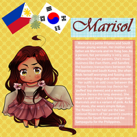 Marisol mini-information Sheet by Prateh-Kampuchea