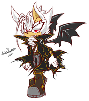 CM: custom adopt -  vampire bat by shadowhatesomochao