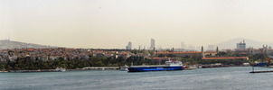 Istanbul giant panorama by Gamekiller48