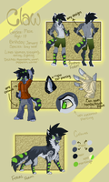 Claw Reference 2012 by SnowyCakes