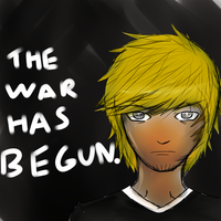 war. by AskPewdiepie