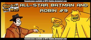 AT4W: All-Star Batman and Robin #9 by MTC-Studio