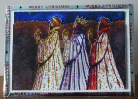 Three Wise Men in Colour no 2 by blackrose1959
