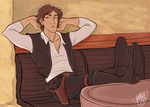 Just Chillin by naomi-makes-art73