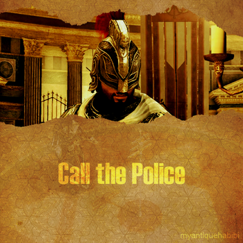 album- Call the Police by Ericanii