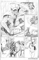 Avengers Pencil Samples page 6 by ExecutiveOrder9066