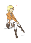Armin by Utisu