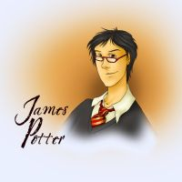 James Potter by shyangell