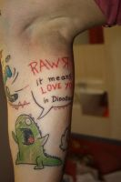 RAWR by SimplyTattoo