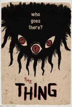 The Thing by JDWRudy25