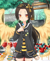 Myroid After Halloween: China by ShannaHeart