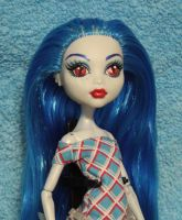 Moira Mists Custom Monster High ooak by rainbow1977