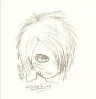 :Ashley Purdy: Portrait by Armywolfgirl043