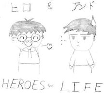 Hiro and Ando: Heroes for Life by Nehszriah