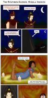 ATLA Dating Issues 6 by vick330