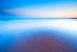 Light, Lunan Bay by Greg-McKinnon