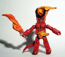 Surtur (3 inch) Custom Minimate by luke314pi