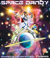Toonami: Space Dandy by JPReckless2444