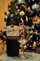 Give me the wine by fotografka