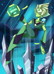 SU - Peridot by Shadow-of-Destiny