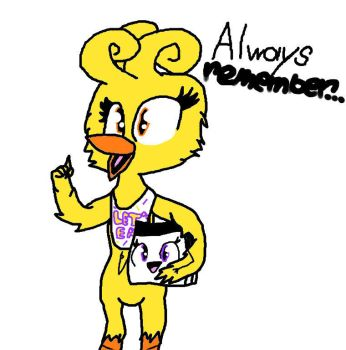 (FNAF + DHMIS) Always remember by BoristheSheepyWolf