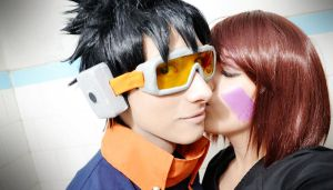 Obito x Rin Cosplay IV by ivachuk