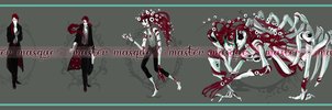 MASTER MASQUE adopt [CLOSED] by ensoul