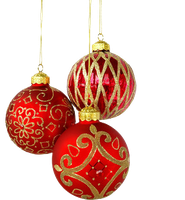 Xmas ornament ball png 1 by iamszissz