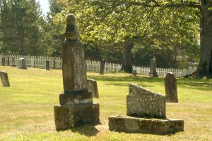 Port Gamble Cemetery 5 by Guardian0660