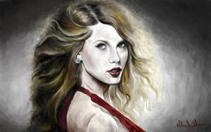 Taylor Swift by ChangesHappen