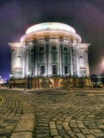 St Georges Hall - HDR night 3 by Paul-Madden