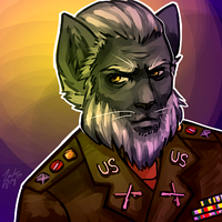 Colonel Meow by tourtu