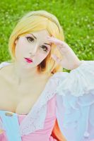Porcelain Doll by lady-narven