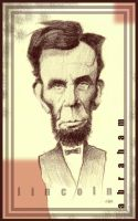 Old School Abe by claycox