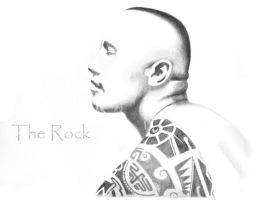 The Rock by hohenheim54